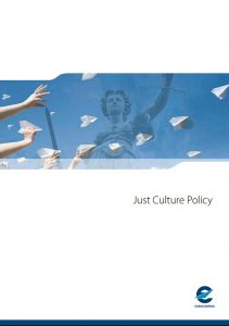CHFG just culture policy