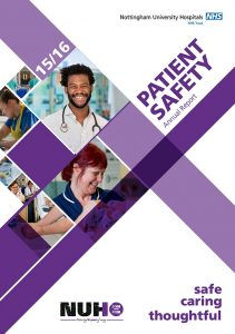 nottingham patient safety annual report